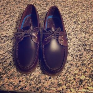 Brand new 11.5 brown men's sperrys